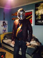 Star Lord cosplay by CojackSS1