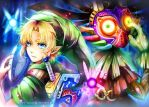 Majora's Mask by Evil-usagi