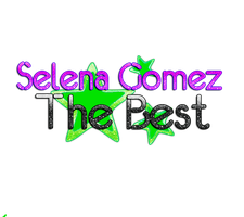Selena Gomez The Best Png by MaddieLovesSelly