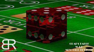 Casino - Craps Table - W.I.P - New dice texture by Neon2005