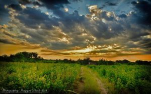 The Sunrise.2013. Hungary .  HDR. by magyarilaszlo
