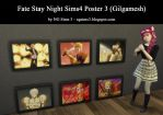 Fate Stay Night Sims4 Poster3 TS4DecorCC Download by ng9