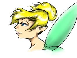 Tink. by Skissored