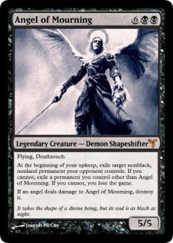 Legendary- Angel of Mourning by ToxicTurd