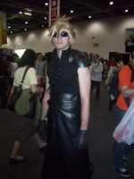 Anime Expo - Cloud by BabemRoze