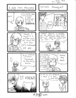 Crime and Punishment -4koma- 1 by ItaLuv