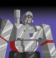 Megatron by Damatee