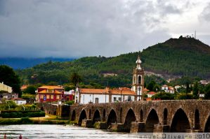 Ponte de Lima by Hollowinme
