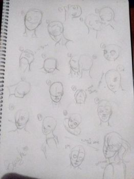 Head reference by Boughe