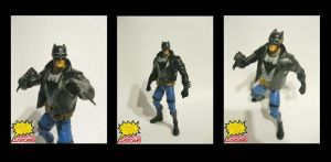 Batman Rockabilly - THE ACTION FIGURE by JonnyVu by DenisM79