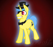 Bill Cipher... I can't think of a pun by Chickenwhite