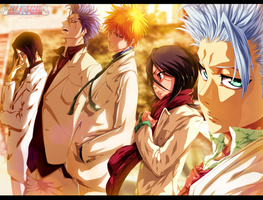 Bleach Bosses - Collab by Gray-Dous