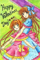 Happy Valentine's Day by MunMunChan