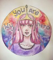 You are my Hero by Lju-chan