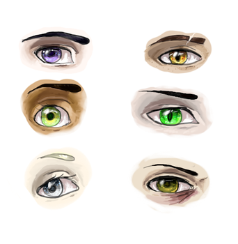 Eyes by AMEcco
