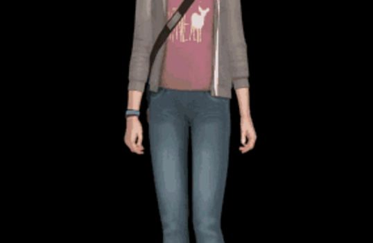 'Life is Strange' Maxine 2.0 XPS ONLY!!! by lezisell