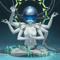 Metalic Flower by jessicakholinne
