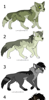 Canine adopt8 by Eternal-adopts