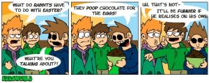 EWcomics No.55 - Easter by eddsworld