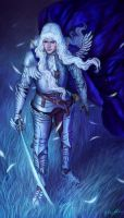 The Dreaming Hawk: Griffith by NickRoblesArt