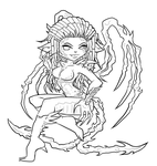 Kerrigan Faekat by meeki