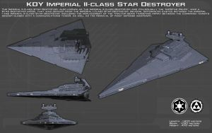 Imperial II-Class ISD ortho [New] by unusualsuspex