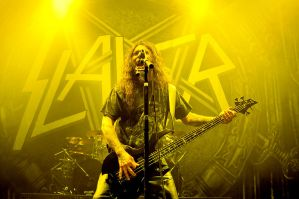 Slayer 4 - Tom Araya by RodriguezVillegas