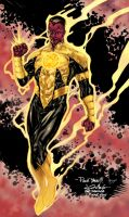 Sinestro By Spiderguile by Ronron84