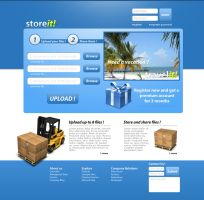 StoreIT - FOR SALE by TheDrake92