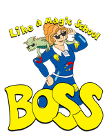 Like a magic School BOSS by Fundz64