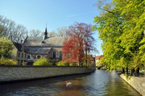 Brugge by Andrei-Petrache