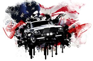 American Muscle by chronometer