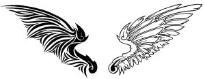 Some Wings - Milo-Wildcat by tattooflash