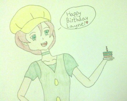 Happy late Birthday Layne! by Ghost-Hunter157