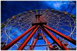 Ferris Fun under a storm by jaydoncabe