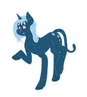 Draw to Adopt entry: Astral Illusion by Tides-of-Indigo