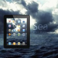 iPad Sea Wallpaper by Martz90