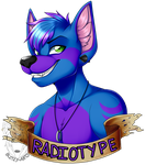 Commission: RadioType by Blitzy-Arts