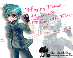 Happy Valentine: ~YuzuruSho by AkuToSeigi