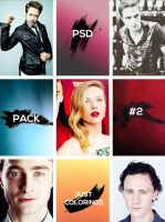 Psd pack #2 Just-colorings by stephguz
