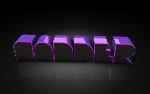 c4d text by sanderndreca