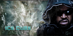 Ice cube by Ghostartist1