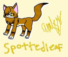 61. Spottedleaf by neutralchao59