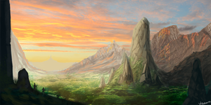 Mountain by willroberts04