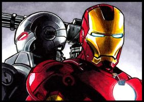 IRON MAN 2 by S-von-P