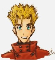Vash the Stampede by MillyT