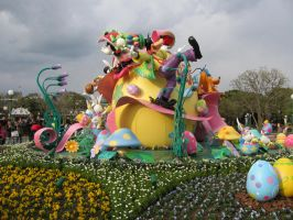 More Easter In Disney Land by Shinigamichick39
