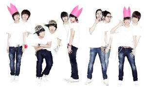 B1A4 Wallpaper 5 by flyxtoxheaven