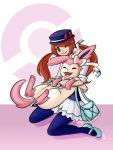 Trainer Shourei with Sylveon (friendcode included) by Shourei