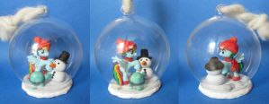 Rainbow Dash ornament by atelok
